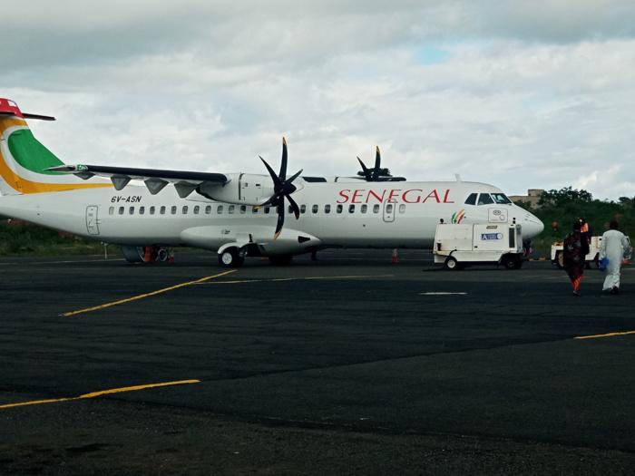 Praia (Cap Vert) Fausse alerte à la bombe sur un vol d'Air Senegal