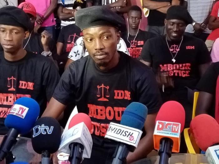 Le mouvement Mbour justice tacle les jeunes orateurs lors du Conseil présidentiel et appelle les autorités locales à reconsidérer leur démarche...