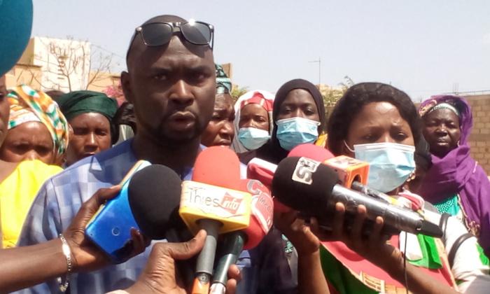 Thiès / Affaire Mbour 4 extension : Le collectif sollicite l'intervention du Président Macky Sall pour la libération des quatre membres du bureau.