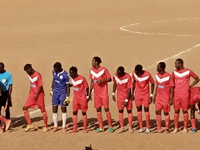 Kaffrine / National 1 : As Kaffrine et ASC Saloum se neutralisent, un but partout.