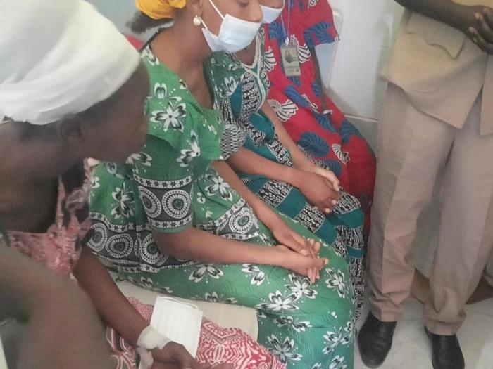Incendie à l'hôpital Maguette Lo/ Une mère éplorée se confie : « J'ai fait trois avortements avant d'accoucher d'une fille prématurée »