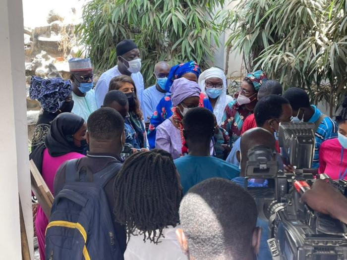 Violences sexuelles / Sensibilisation à Dieuppeul-Derklé : «Nous tenons à remercier à travers cet acte le ministre de la justice» (Mamadou Ndiaye, AFSU)
