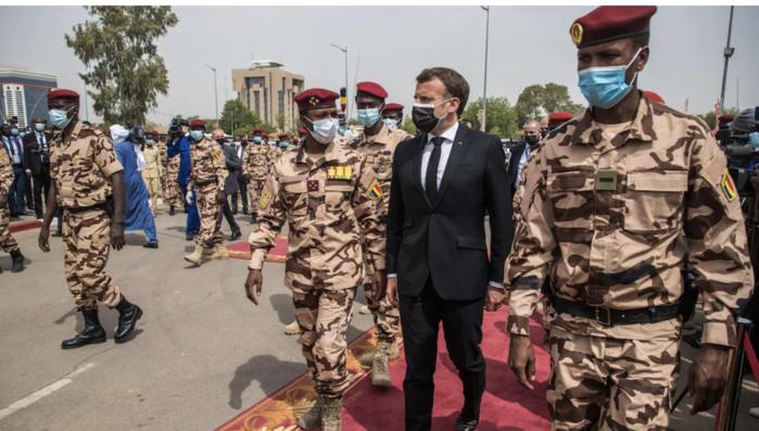 Manifestations au Tchad : Emmanuel Macron dénonce la répression et exige une transition démocratique et inclusive.