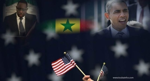 """Macky 2012 invite ''les patriotes'' à réserver """"un accueil chaleureux"""" à Obama"""
