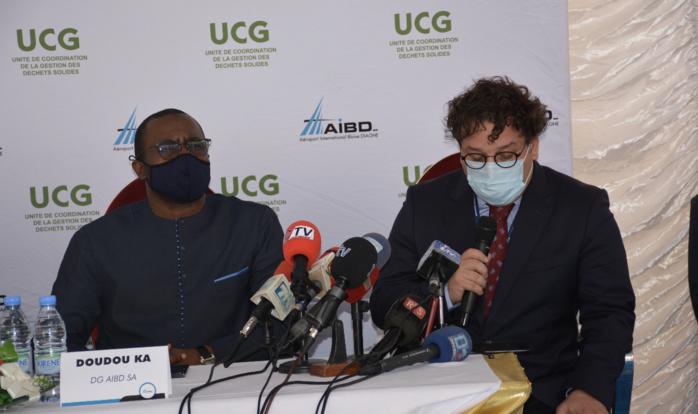 Certification ISO14001 de l'aéroport Dakar Blaise Diagne : Le processus démarre par le tri et le recyclage des déchets