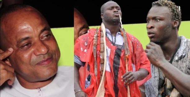 Lutte : Modou Lo et Ama Baldé s'affronteront le 25 décembre 2021.