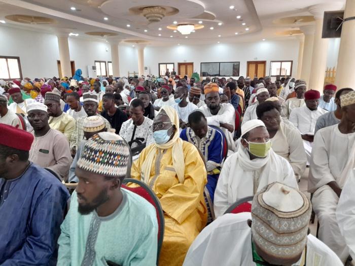 Accueil du vainqueur du grand prix de récital du Coran de Senico 2021:  Une forte mobilisation à Médina Baye (images)