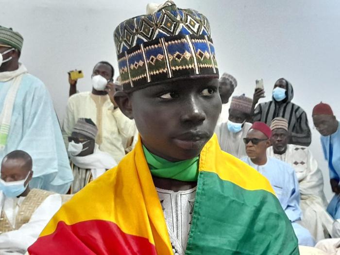 Cérémonie de réception du gagnant du prix Senico à Kaolack : Mouhamed Mahi Touré récolte plus de 20 millions, des terrains et des billets d'avion.