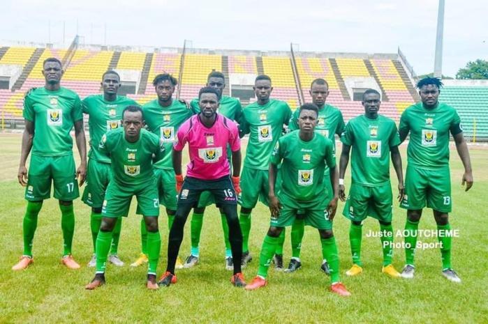 Coupe CAF : Le Jaraaf tombe sur Coton Sport en quart de finale.