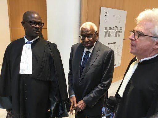 Me Simon Ndiaye, avocat de l'ancien président de IAAF : « Le retour de Lamine Diack à Dakar n'est pas pour demain (lundi), il y a des formalités à accomplir avant… »
