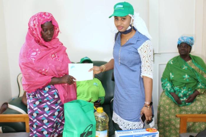 Ramadan : la Fondation PAD remet des kits aux familles des défunts du Port Autonome de Dakar.