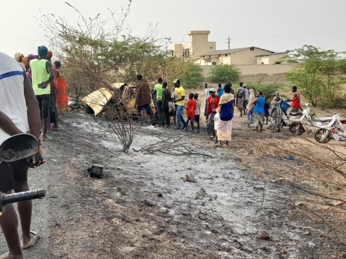 Sibasssor : Un tragique accident fait 03 morts et 07 blessés.