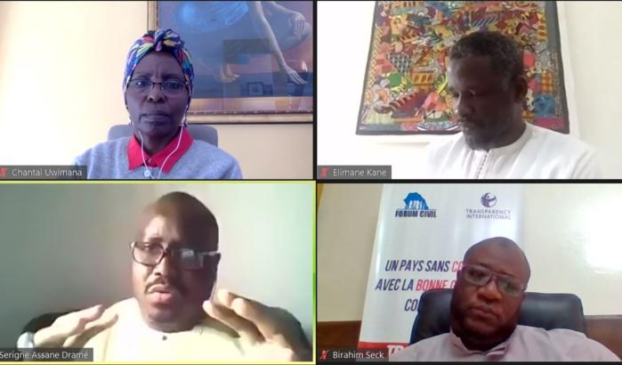 Webinaire sur «La criminalité financière et la corruption dans les FFI »