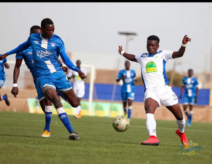 Ligue 1 / 8ème journée en retard : Dakar Sacré-Cœur bat Teungueth FC (1-0) qui enchaîne une deuxième défaite.