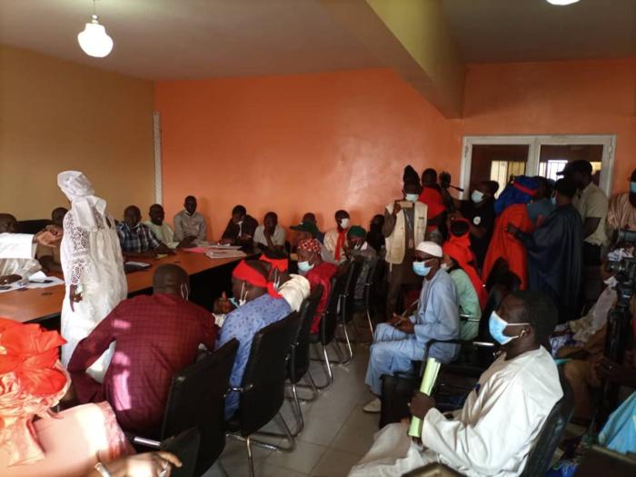Rufisque/projet de redécoupage de la commune de Bambilor: Une partie de la population conteste et bloque la RN