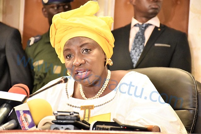 Aminata Touré : «Ce qui s'est passé à l'hôpital Magatte Lô doit interpeller notre système sanitaire surtout, décentralisé. La gouvernance de la santé doit être revue...»