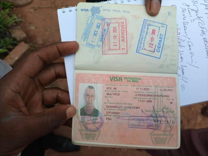 Centrafrique : Un ressortissant français de 55 ans arrêté avec un impressionnant arsenal militaire