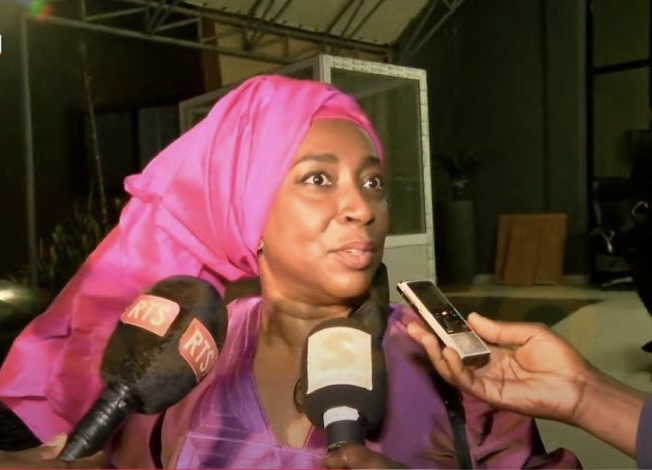 Mame Fatou Diack, fille aînée de Lamine Diack : «L'État sénégalais a permis cela... On souhaite qu'il se reprenne et qu'il vive encore longtemps»