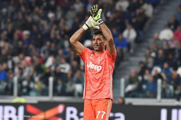 Juventus : Buffon annonce son départ en fin de saison.