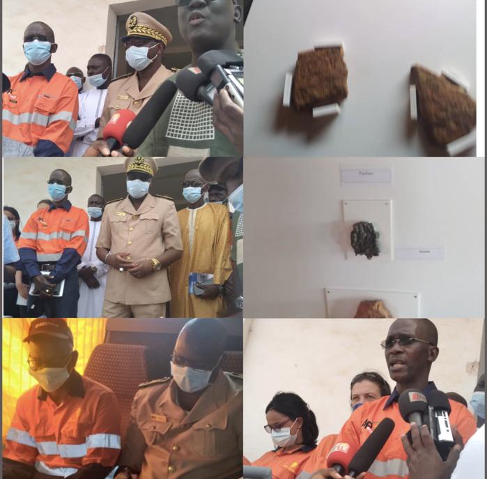 KÉDOUGOU / BÉLÉDOUGOU : Des vestiges liés à la sidérurgie ancienne ont été identifiés dans le périmètre minier de la SGO.