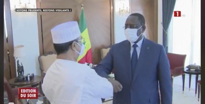 Défis sécuritaires et démocratiques dans l'espace CEDEAO : Le président Macky Sall a reçu le nouveau patron de l'ONU pour l'Afrique et le Sahel.