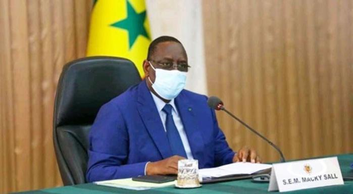 Élections locales du 23 janvier 2022 : Le président  invite le gouvernement à veiller à la bonne tenue du scrutin.