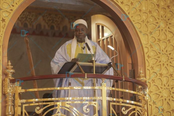 KORITÉ 2021 : Les images de la Célèbration de L' Aïd-Al-Fitr a la Mosqué Masalikoul Djinane