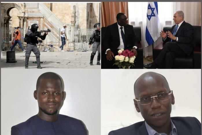 Supposée position ambiguë sur le conflit israélo-palestinien : le Sénégal a-t-il changé de fusil d'épaule ?