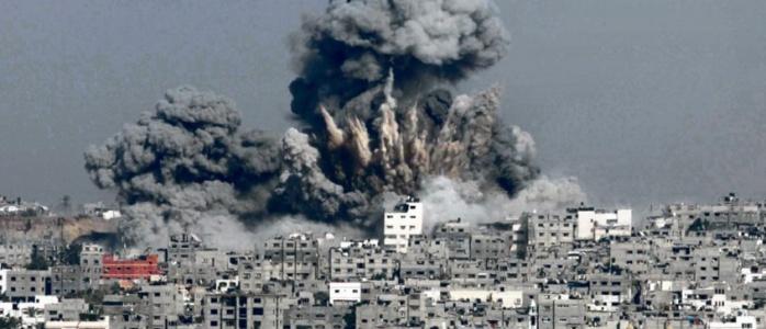 GAZA ET MOSQUEE AL AQSA CriMe Contre l'HUManite ( Par Ali AyAD )