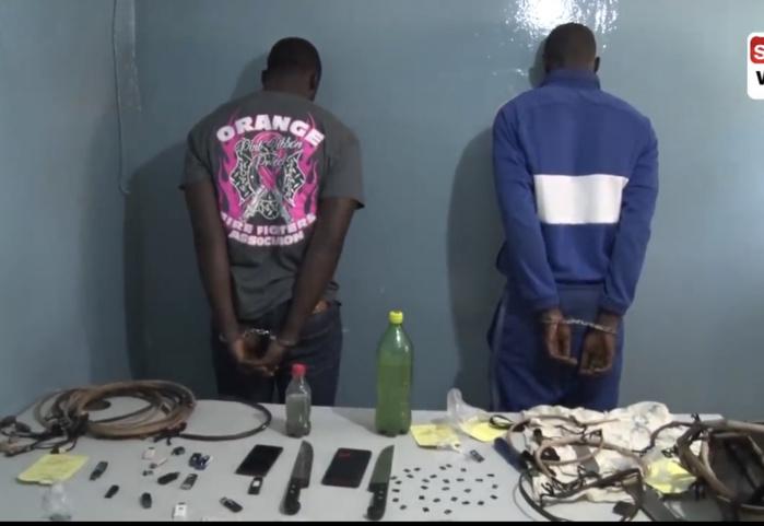 Commissariat de Pikine : le renommé agresseur Akon dévoile le secret de son « Ndoobu » contre ses traqueurs.