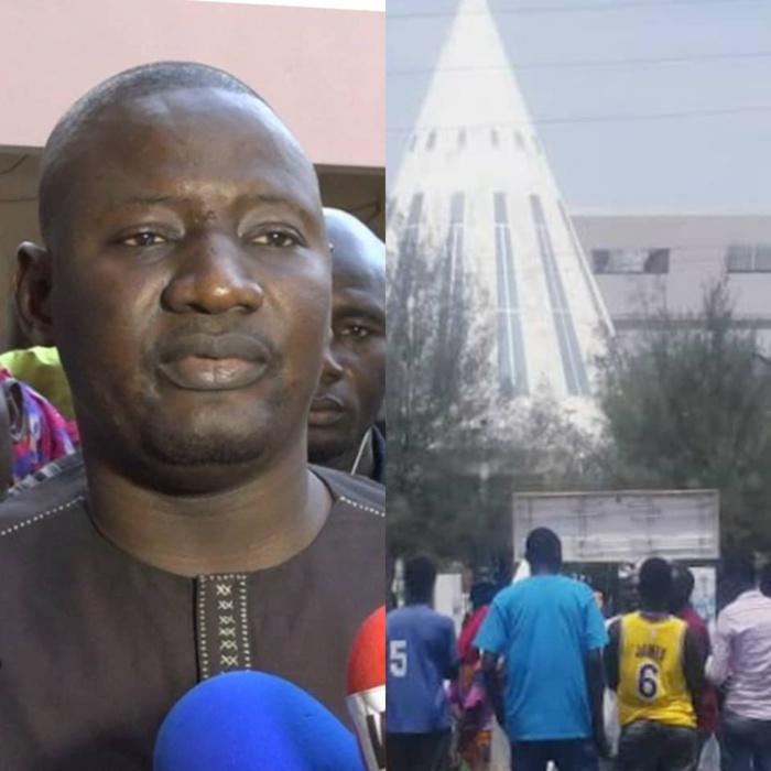 TOUBA - Forum Benno Bokk Yaakar / Des jeunes échangent des coups de poing... Mafary Ndiaye de Rewmi précise...
