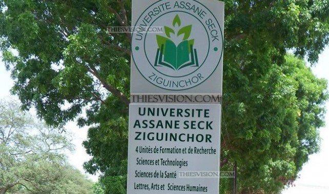 UASZ / Vent de rébellion contre le ministre Cheickh Oumar Hanne et risque de perturbation de la rentrée universitaire et la fermeture de l'institution envisagée.