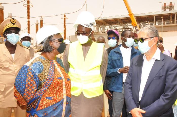 CONSTRUCTION DE LA CENTRALE DE MALICOUNDA : la mise en service des 120 MW prévue en septembre prochain