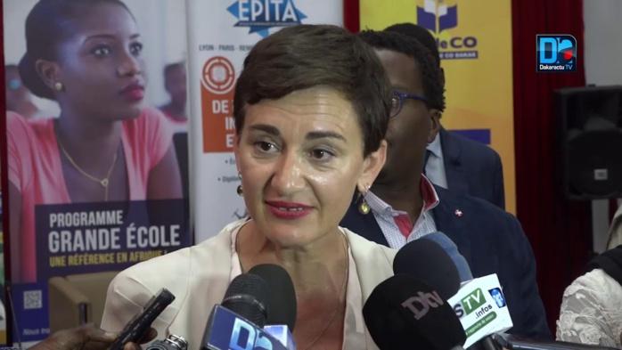 Sommet sur le financement des économies africaines : Mme Irène Mingasson invite les États africains à réfléchir loin et d'être très ambitieux tant dans les discours que dans les propositions.