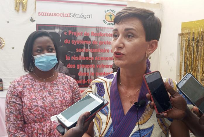 Protection et résilience économique : L'union Européenne et le Samu Social Sénégal pour une meilleure prise en charge des groupes vulnérables.
