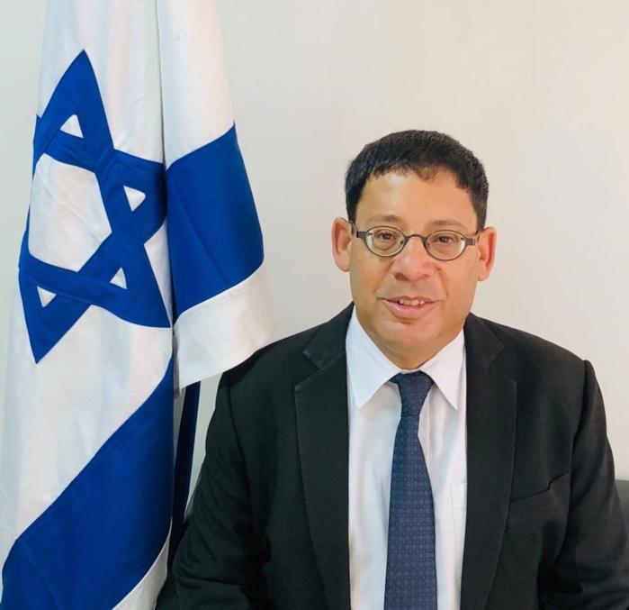 Conflit au Proche Orient : l'Ambassadeur d'Israël au Sénégal, S.E.M. Roi Rosenblit, charge le Hamas et défend la position de son pays.