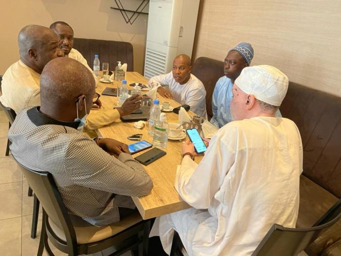 Gestion du Football local : Saër Seck, Mady Touré, Mbaye Diouf Dia en union sacrée pour impulser de nouvelles réformes.