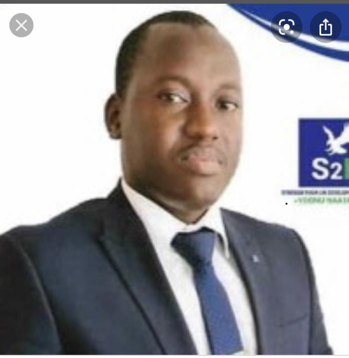 Ziguinchor / Rentrée politique : Le Sg de S2D, Souleymane Ndiaye compte montrer sa force de mobilisation ce samedi