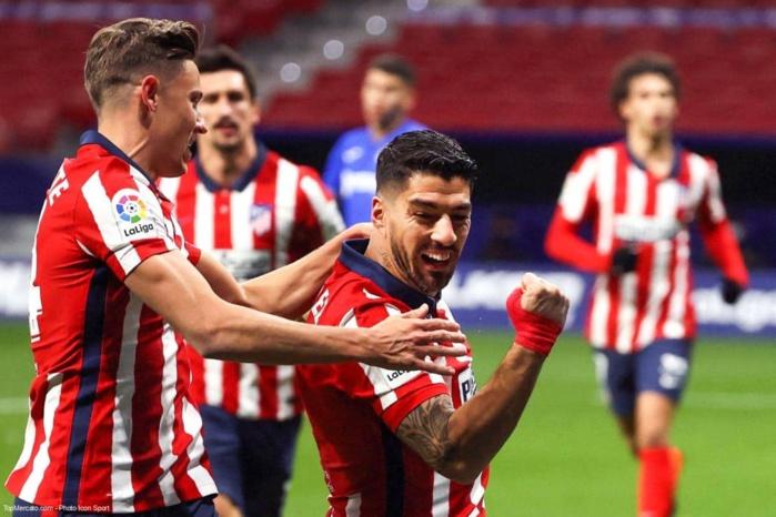 Espagne : Athletico remporte la Liga 2021 !