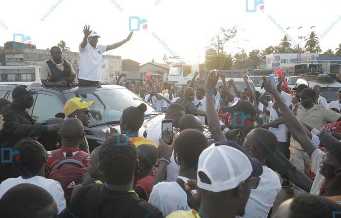 Rentrée politique / Souleymane Ndiaye réussi son baptême de feu (Images)