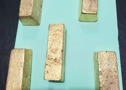 Saisie de 5 lingots d'or à Karang d'une valeur de 175 millions de FCFA : de nouvelles révélations sur le produit saisi