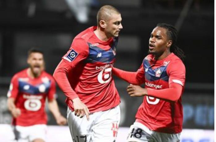 Ligue 1 : Lille sacré champion de France, dix ans après son dernier titre.