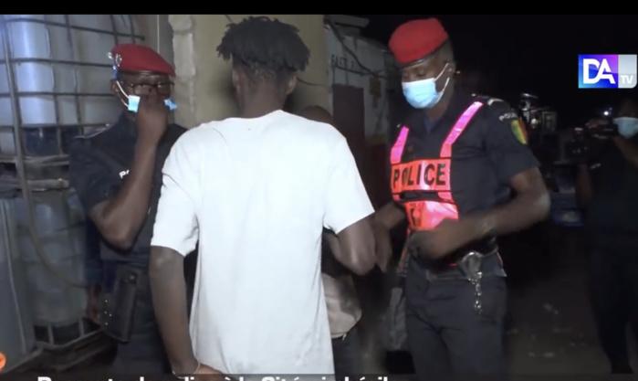 Bilan de l'opération de sécurisation : La police arrête un meurtrier, saisit de la drogue, des armes et des véhicules.