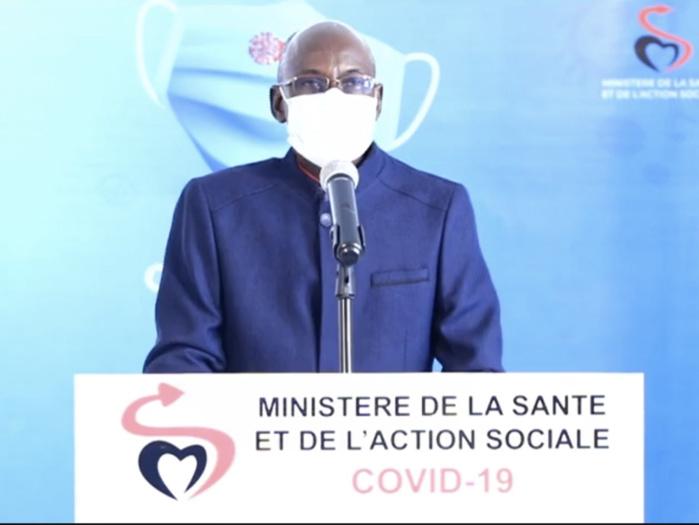 SÉNÉGAL : 52 nouveaux cas testés positifs au coronavirus, 41 nouveaux guéris, aucun nouveau décès et 9 cas graves en réanimation.