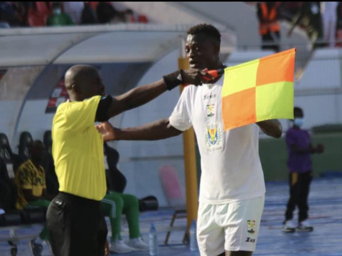 1/4 finale coupe CAF : Le Jaraaf, une élimination et des risques de sanctions après les incidents à Lat Dior.