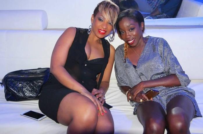 Viviane Chidid & Estell in Dakar
