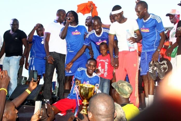 Victoire des mbalaxmen sur les rappeurs