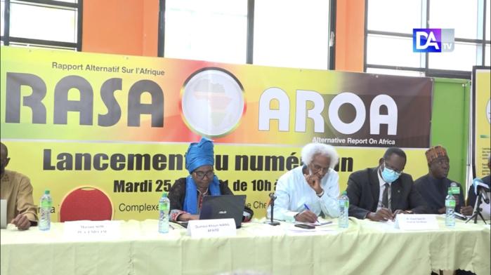 ÉCONOMIE : Le RASA ambitionne pour l'Afrique une souveraineté économique.