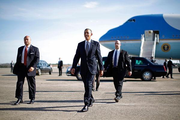 Dernière minute : En provenance de la Tanzanie, Obama fait escale à Dakar