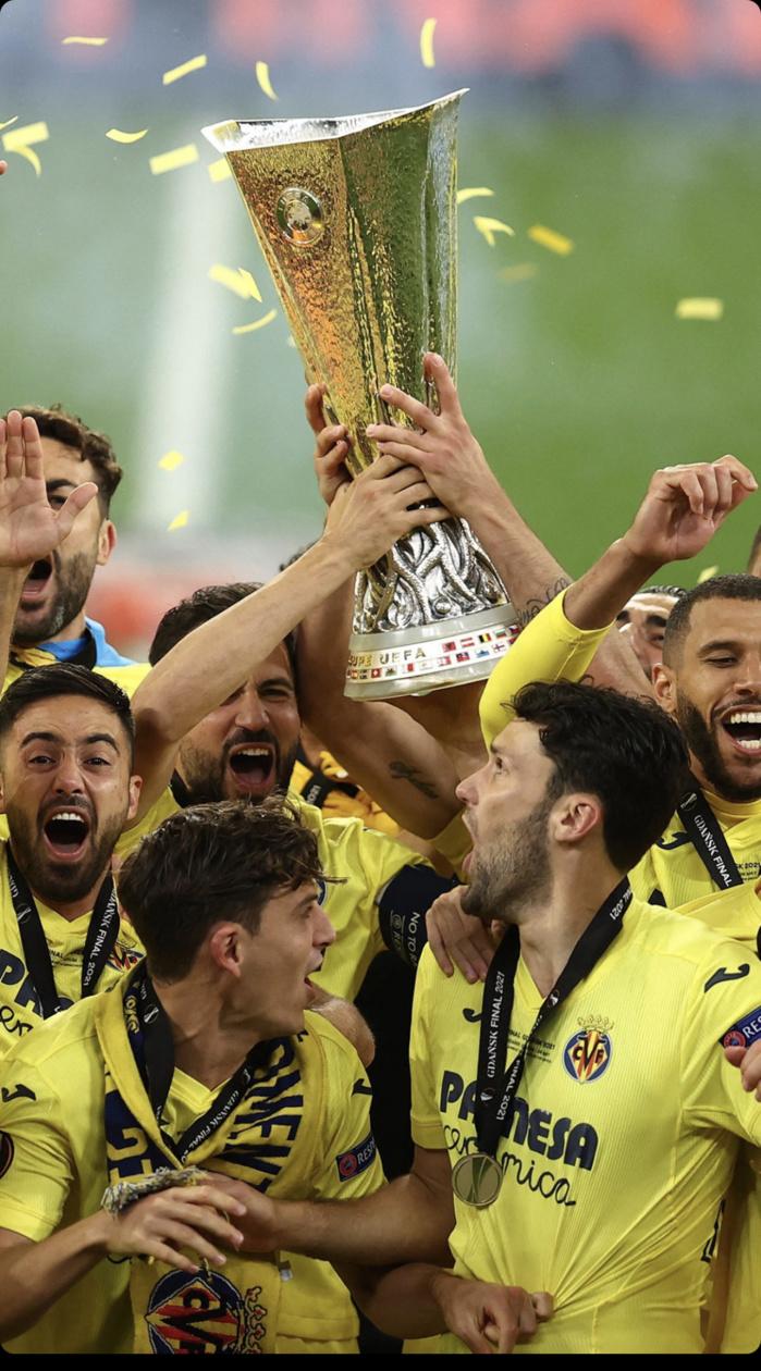 Ligue Europa : Villarreal remporte la finale à l'issue des penalties, devant Manchester United 1-1 (Tab 11-10 )